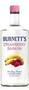 Burnett's Vodka Strawberry Banana...